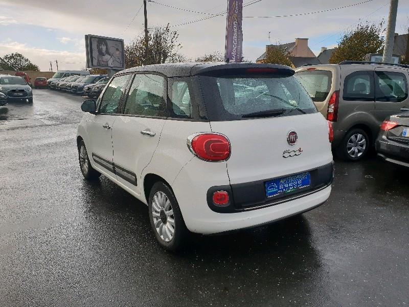 Photo 4 de l'offre de FIAT 500L 1.4 16V 95CH POPSTAR à 9990€ chez Vianor occasions