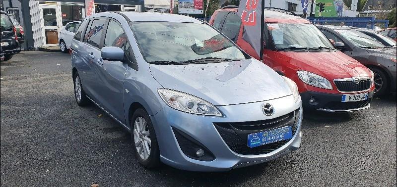 Mazda MAZDA 5 1.6 MZ-CD 115CH DYNAMIQUE Diesel BLEU Occasion à vendre