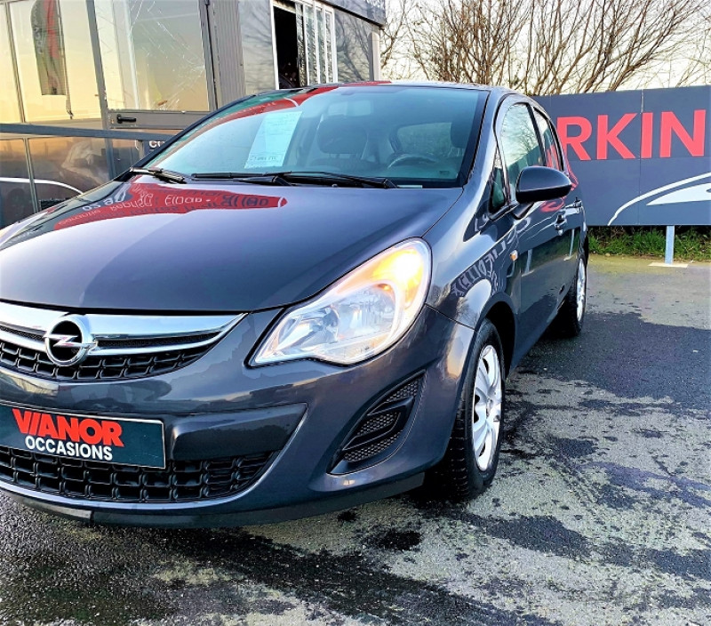 Opel CORSA 1.2 TWINPORT 85CH COOL LINE 5P Essence BRONZE Occasion à vendre