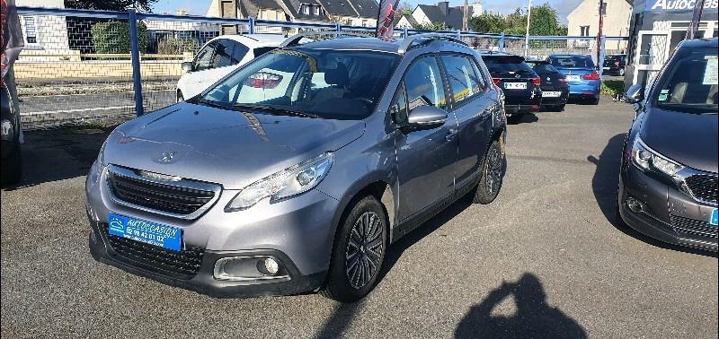 Peugeot 2008 1.4 HDI FAP ACTIVE Diesel GRIS C Occasion à vendre