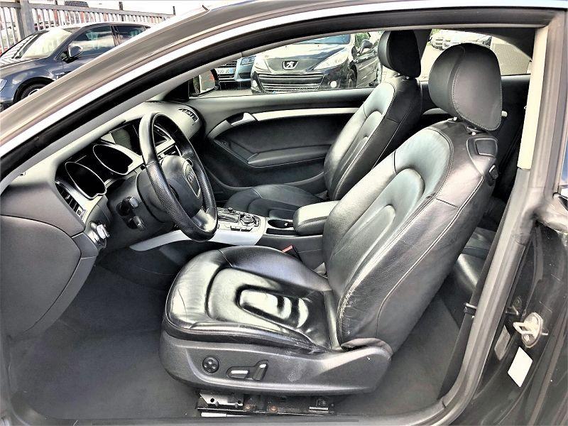 Photo 9 de l'offre de AUDI A5 3.0 V6 TDI 240CH DPF AMBIENTE QUATTRO à 11990€ chez Vianor occasions
