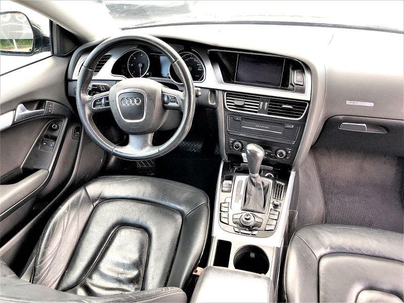 Photo 8 de l'offre de AUDI A5 3.0 V6 TDI 240CH DPF AMBIENTE QUATTRO à 11990€ chez Vianor occasions
