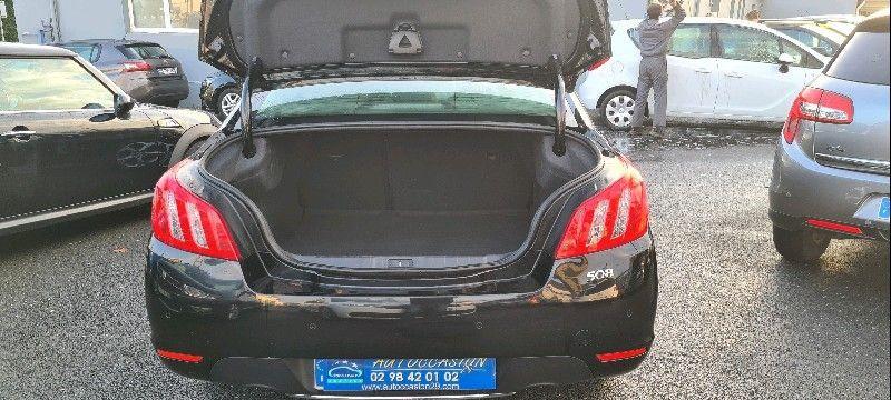 Photo 9 de l'offre de PEUGEOT 508 1.6 E-HDI FAP ALLURE BMP6 à 8490€ chez Vianor occasions