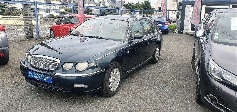 Rover 75 BREAK 2.0 CDT PACK LUXE Diesel BLEU Occasion à vendre