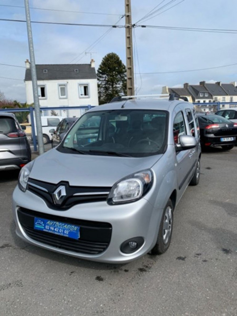 Renault KANGOO II 1.5 DCI 90CH LIMITED FT Diesel GRIS C Occasion à vendre