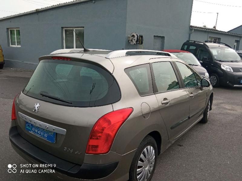 Photo 3 de l'offre de PEUGEOT 308 SW 1.6 HDI90 CONFORT / 308 SW I / PH1 à 4500€ chez Vianor occasions