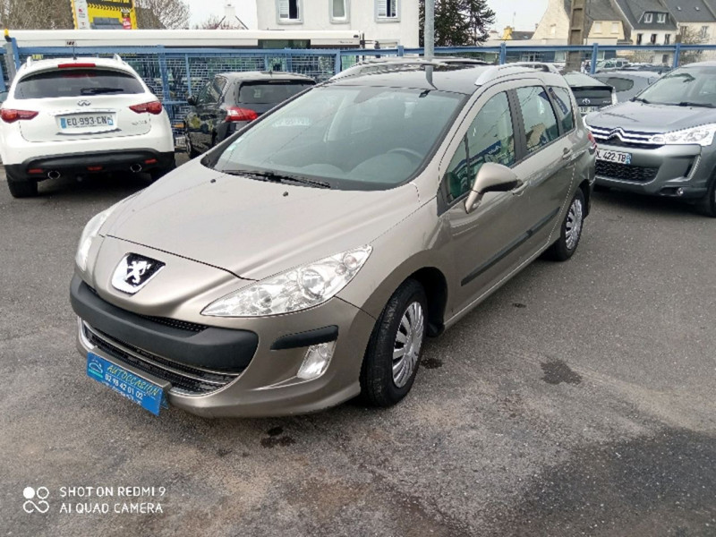 Peugeot 308 SW 1.6 HDI90 CONFORT / 308 SW I / PH1 Diesel GRIS C Occasion à vendre