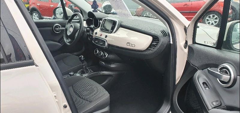 Photo 10 de l'offre de FIAT 500X 1.6 MULTIJET 16V 120CH OPENING EDITION à 10490€ chez Vianor occasions