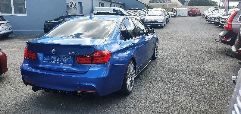 Photo 3 de l'offre de BMW SERIE 3 (F30) 335 I 306CH  PACK M PERFORMANCE à 34990€ chez Vianor occasions