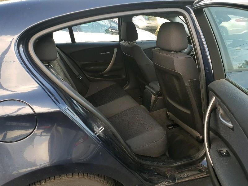 Photo 9 de l'offre de BMW SERIE 1 (E81/E87) 118D 143CH CONFORT 5P à 6490€ chez Vianor occasions