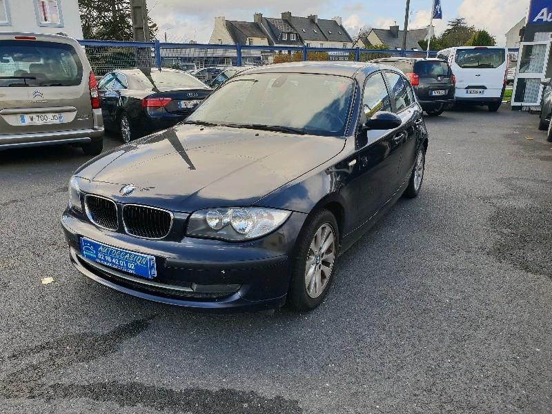 Photo 1 de l'offre de BMW SERIE 1 (E81/E87) 118D 143CH CONFORT 5P à 6490€ chez Vianor occasions