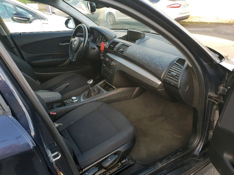 Photo 8 de l'offre de BMW SERIE 1 (E81/E87) 118D 143CH CONFORT 5P à 6490€ chez Vianor occasions