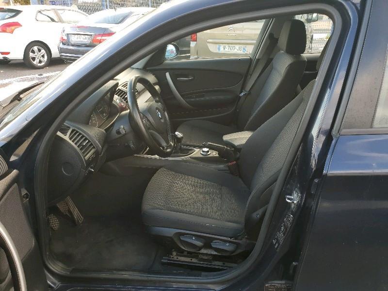 Photo 6 de l'offre de BMW SERIE 1 (E81/E87) 118D 143CH CONFORT 5P à 6490€ chez Vianor occasions