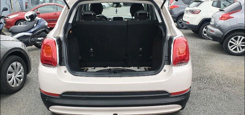 Photo 8 de l'offre de FIAT 500X 1.6 MULTIJET 16V 120CH OPENING EDITION à 10490€ chez Vianor occasions