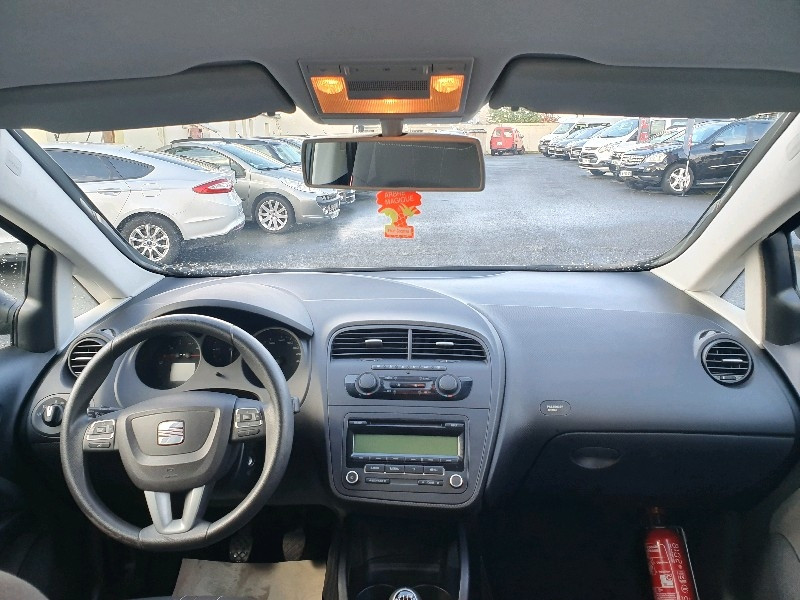 Photo 6 de l'offre de SEAT ALTEA 1.6 TDI90 CR FAP STYLE COPA à 9790€ chez Vianor occasions