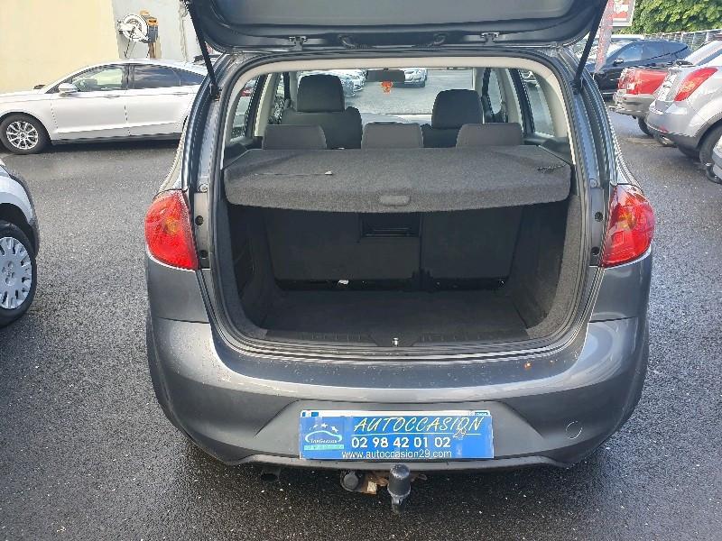 Photo 5 de l'offre de SEAT ALTEA 1.6 TDI90 CR FAP STYLE COPA à 9790€ chez Vianor occasions