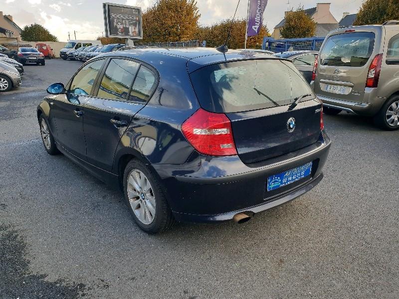 Photo 4 de l'offre de BMW SERIE 1 (E81/E87) 118D 143CH CONFORT 5P à 6490€ chez Vianor occasions