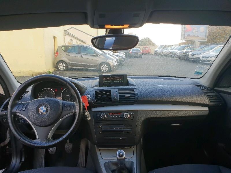 Photo 10 de l'offre de BMW SERIE 1 (E81/E87) 118D 143CH CONFORT 5P à 6490€ chez Vianor occasions