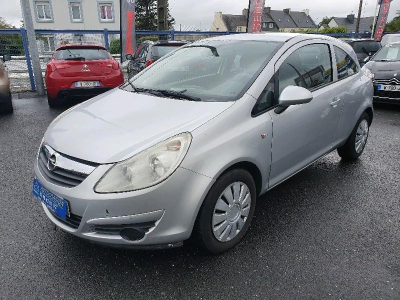 Opel CORSA 1.3 CDTI 75 ENJOY 3P Diesel GRIS  Occasion à vendre