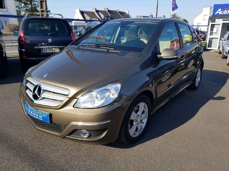 Mercedes-Benz CLASSE B 200 CDI DESIGN Diesel MARRON Occasion à vendre