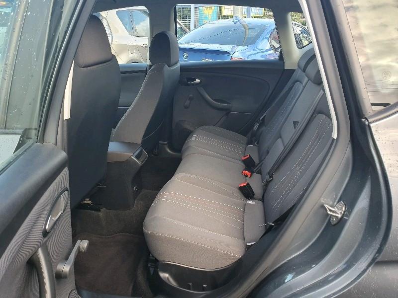 Photo 8 de l'offre de SEAT ALTEA 1.6 TDI90 CR FAP STYLE COPA à 9790€ chez Vianor occasions