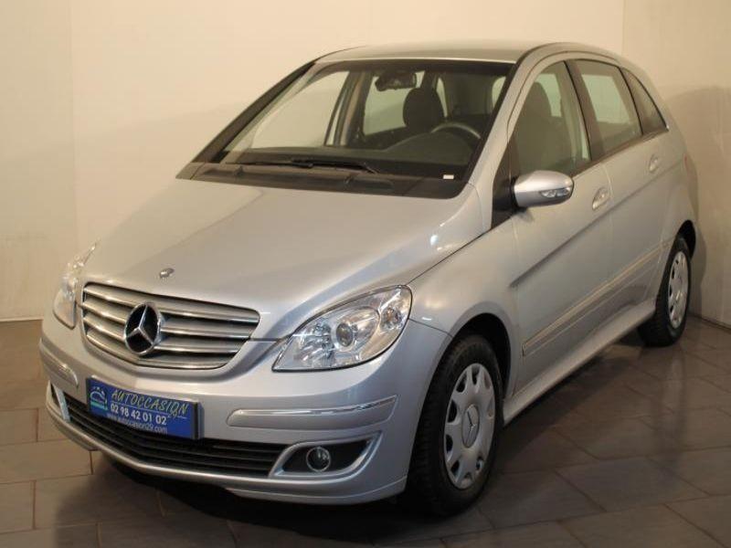 Mercedes-Benz CLASSE B 150 CLASSIC Essence GRIS Occasion à vendre