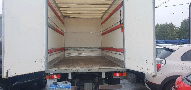 Photo 5 de l'offre de FORD FORD TRANSIT CAISSE HAYON 20M3 P350 L2 RJ 2.2 TDCI 155CH à 16990€ chez Vianor occasions