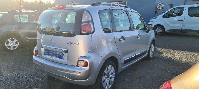 Photo 3 de l'offre de CITROEN C3 PICASSO 1.6 HDI90 EXCLUSIVE à 7290€ chez Vianor occasions