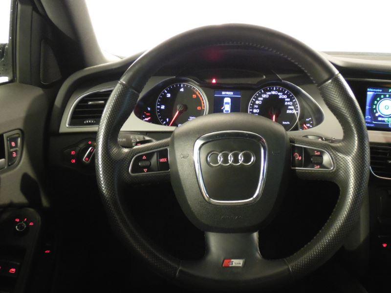 Photo 15 de l'offre de AUDI A4 2.7 V6 TDI 190CH DPF S LINE MULTITRONIC à 13990€ chez Vianor occasions