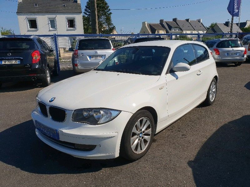 Photo 1 de l'offre de BMW SERIE 1 (E81/E87) 120D 177CH CONFORT 3P à 7490€ chez Vianor occasions