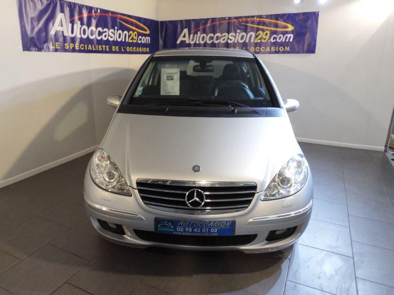 Mercedes-Benz CLASSE A 180 CDI 2.0 CDI 109CV AVANTGARDE Diesel GRIS Occasion à vendre