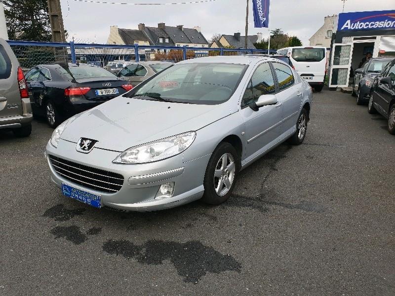 Peugeot 407 2.0 HDI140 NAVTEQ FAP Diesel GRIS C Occasion à vendre
