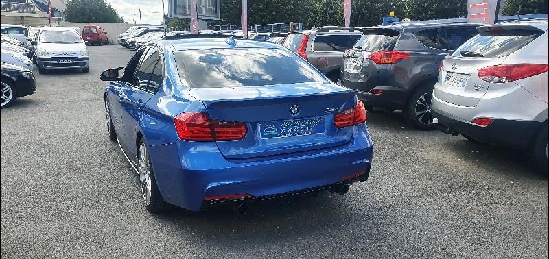 Photo 4 de l'offre de BMW SERIE 3 (F30) 335 I 306CH  PACK M PERFORMANCE à 34990€ chez Vianor occasions