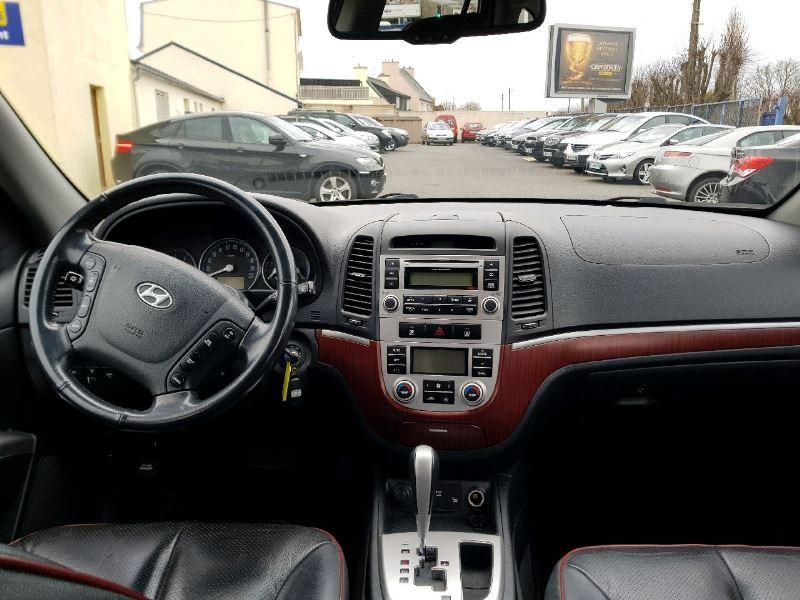 Photo 10 de l'offre de HYUNDAI SANTA FE 2.2 CRDI 4WD PACK EXECUTIVE à 11490€ chez Vianor occasions