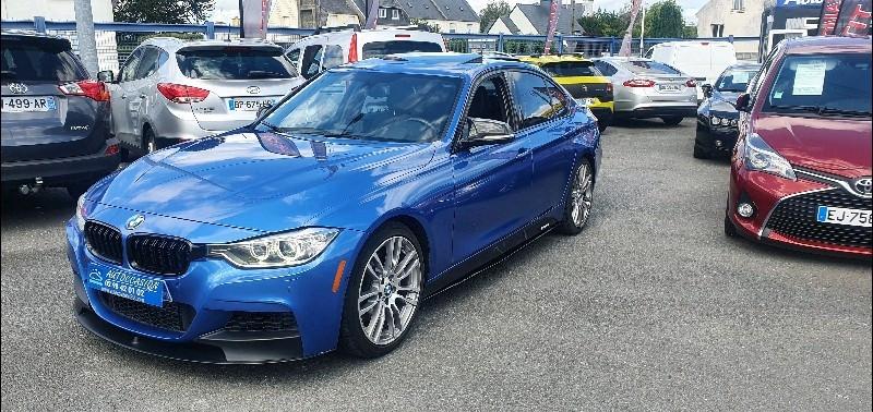 Photo 1 de l'offre de BMW SERIE 3 (F30) 335 I 306CH  PACK M PERFORMANCE à 34990€ chez Vianor occasions