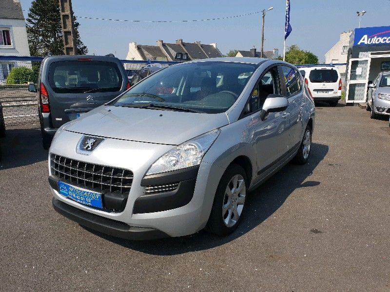 Peugeot 3008 1.6 VTI 16V ACCESS Essence GRIS Occasion à vendre