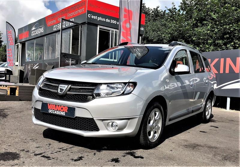 Dacia LOGAN MCV 1.2 16V 75CH AMBIANCE EURO6 Essence GRIS Occasion à vendre