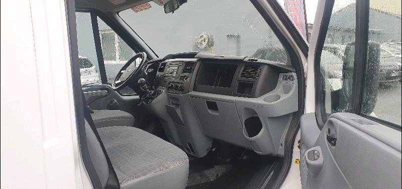 Photo 5 de l'offre de FORD FORD TRANSIT CAISSE 20M3 350 ELJ 2.2 TDCI 155 (MOTEUR ECHANGE STANDARD LE 29/11/2019 À 130 230 KM) à 19900€ chez Vianor occasions