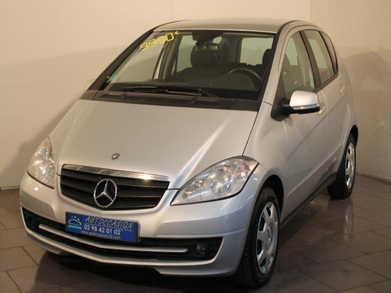 Mercedes-Benz CLASSE A 180 CDI CLASSIC 5P Diesel GRIS Occasion à vendre