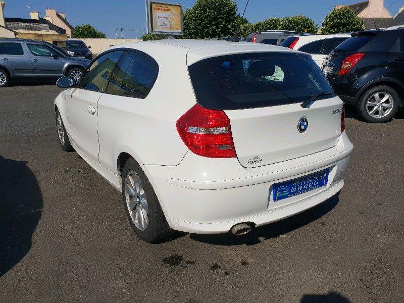 Photo 4 de l'offre de BMW SERIE 1 (E81/E87) 120D 177CH CONFORT 3P à 7490€ chez Vianor occasions