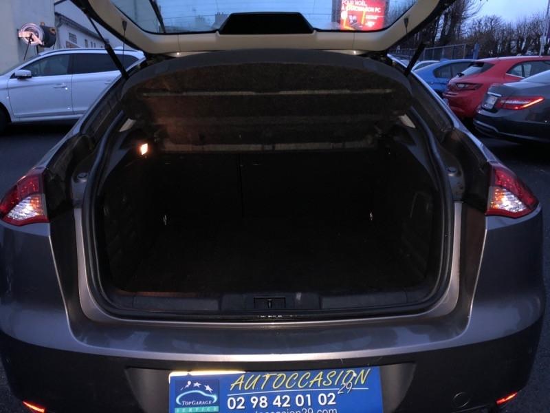 Photo 8 de l'offre de RENAULT LAGUNA III 2.0 DCI 130CH ENERGY BOSE EDITION ECO² à 9390€ chez Vianor occasions
