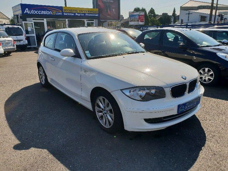 Photo 2 de l'offre de BMW SERIE 1 (E81/E87) 120D 177CH CONFORT 3P à 7490€ chez Vianor occasions