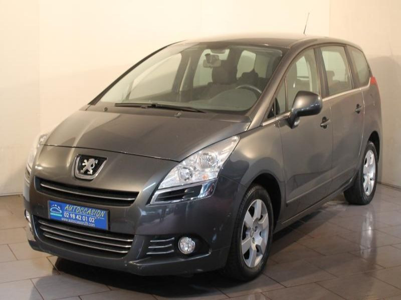Peugeot 5008 1.6 HDI 110 Diesel GRIS Occasion à vendre