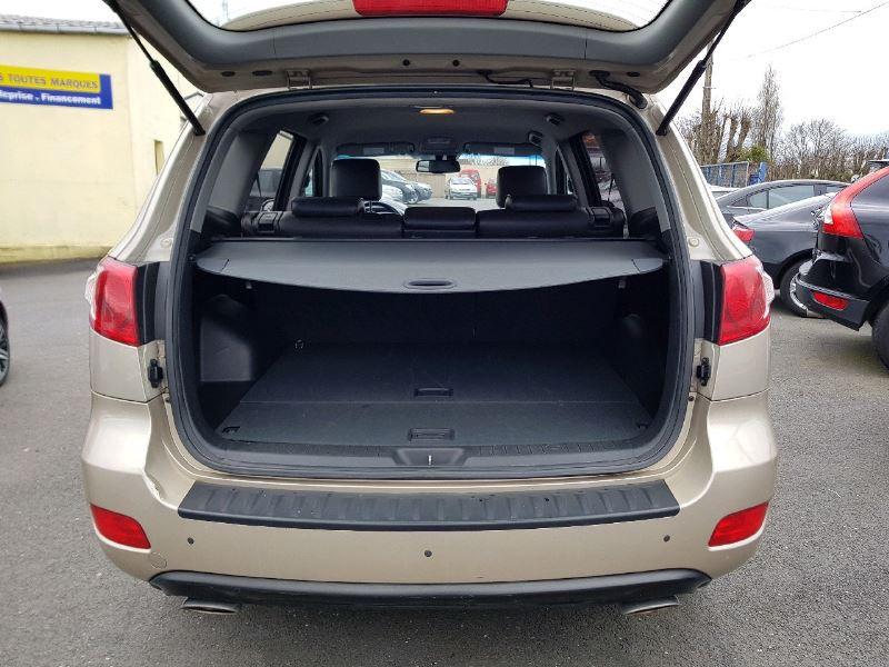 Photo 5 de l'offre de HYUNDAI SANTA FE 2.2 CRDI 4WD PACK EXECUTIVE à 11490€ chez Vianor occasions
