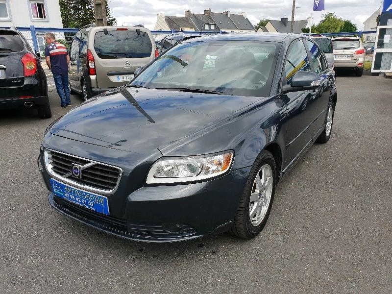 Volvo S40 1.6 D 110CH DRIVE MOMENTUM Diesel ANTHRACITE Occasion à vendre