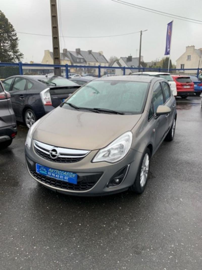 Opel CORSA 1.4 TWINPORT 100CH COSMO AUTO 5P Essence GRIS C Occasion à vendre