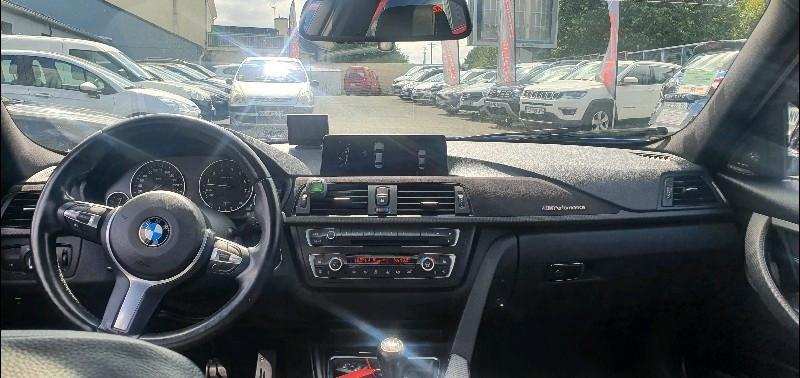 Photo 7 de l'offre de BMW SERIE 3 (F30) 335 I 306CH  PACK M PERFORMANCE à 34990€ chez Vianor occasions