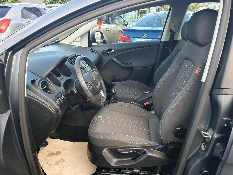 Photo 7 de l'offre de SEAT ALTEA 1.6 TDI90 CR FAP STYLE COPA à 9790€ chez Vianor occasions