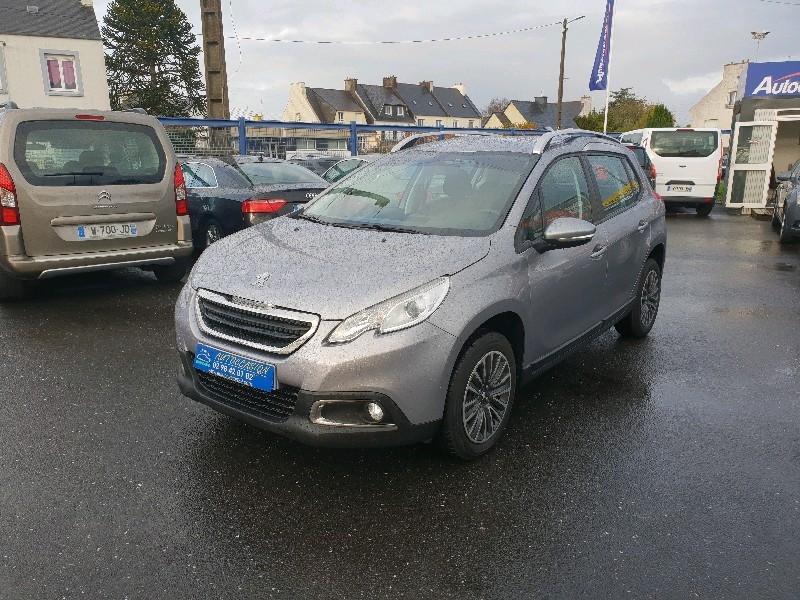 Peugeot 2008 1.6 BLUEHDI 100CH ACTIVE S&S Diesel ANTHRACITE Occasion à vendre