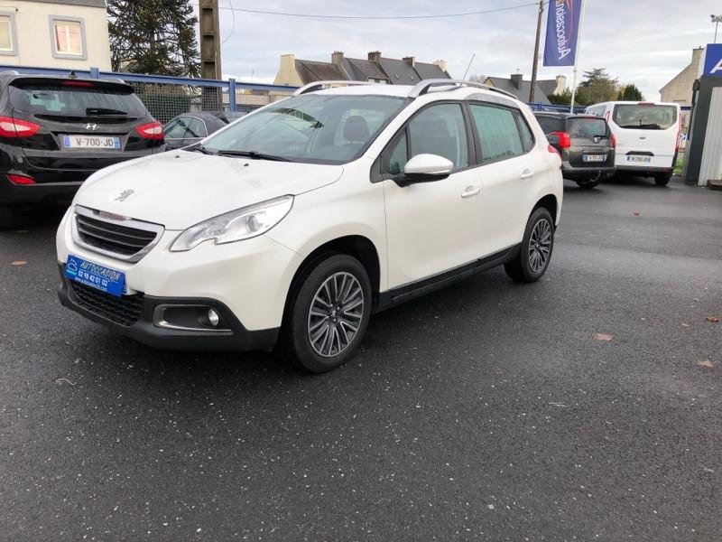 Peugeot 2008 1.6 BLUEHDI 75CH  BUSINESS Diesel BLANC Occasion à vendre